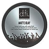 D:FI MATTE CLAY. Cire fixation forte et finition mate - 75 g