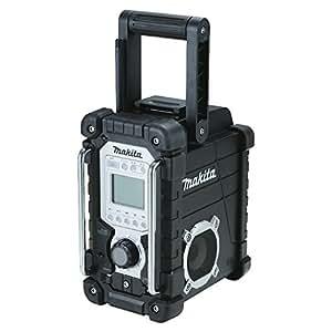 Makita BMR103B Akku-Radio für iPod und IPhone (bis 4 / 4S)