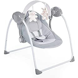 Chicco - Balancelle Relax & Play - Cool Grey