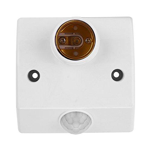 PIR Infrarot-Modul Sensing Night Leuchtmittel Schalter Automatische auf/aus Motion Sensor LED-Lampe Halter Schalter 170-250V -