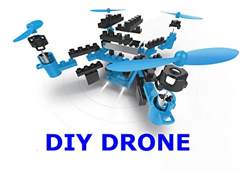 DIY componentes de Top Race, 2,4 GHz Drone de control remoto (TR-D5) para niños de 14 años y más