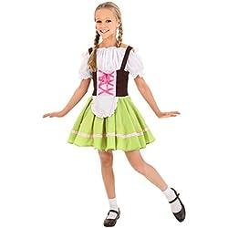 Disfraz Vestido Oktoberfest Bávara