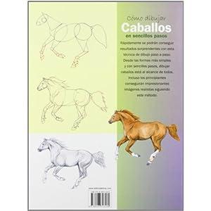 Cómo Dibujar Caballos En Sencillos Pasos (Como Dibujar)