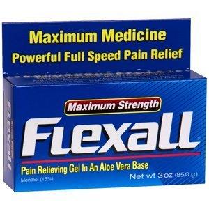 Preisvergleich Produktbild FLEX-ALL 454 MAX STRENGTH 3OZ CHATTEM INCORPORATED by Choice One