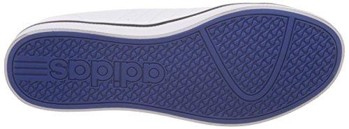 adidas Herren Pace Vs Turnschuhe, Schwarz Blanco (Ftwbla / Negbas / Azul)