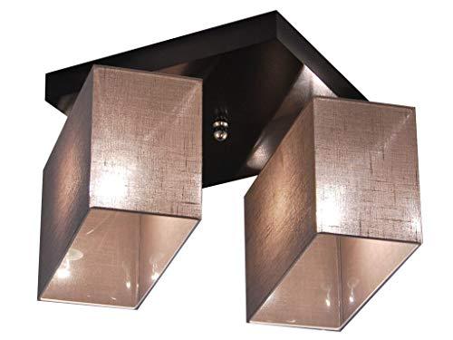 Plafoniere In Legno : Acquista lampadario in legno nordico plafoniere lustre