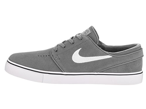 Nike Zoom Stefan Janoski, Scarpe da Skateboard Uomo Grigio (Cool Grey/White/Black)