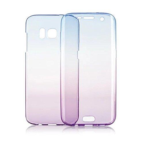 Für Samsung Galaxy S6 Edge Hülle,Galaxy S6 Edge Hülle Bling Glitzer Kristall Strass Diamant Spiegel Hülle,EMAXELERS Galaxy S6 Edge Case Cute Lovely Bär Ring Holder Weich TPU,Galaxy S6 Edge Hülle Silik TPU 8