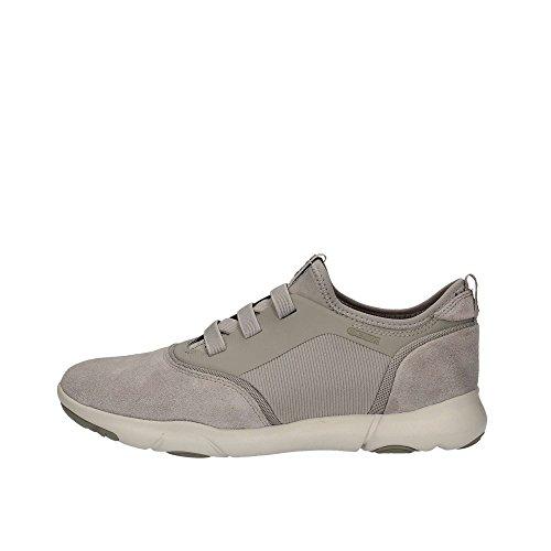 GEOX U825AA-02211 Sneakers Uomo Pietra