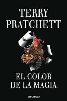 El color de la magia (Mundodisco 1) de [Pratchett, Terry]