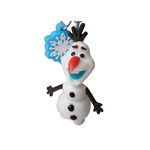 Echter Disney Frozen 'Olaf' Schneemann 3D Schlüsselanhänger (Frozen Olaf-geldbörse)