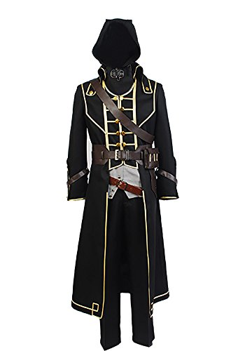 FUMAN Dishonored Corvo Attano Cosplay Kostüm (Dishonored Cosplay Kostüm)