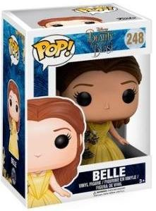 Beauty and the Beast Belle with Candelabra Vinyl Figure 248