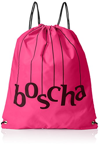 BoschaBoscha - Borsa a tracolla Donna Rosa (Pink (pink 036))