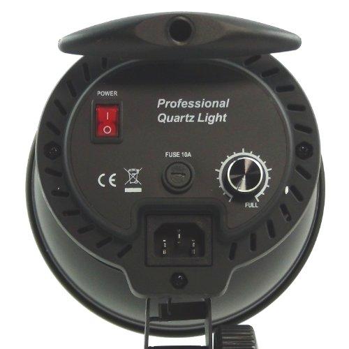 Illuminatore-da-Studio-Lampada-al-Quarzo-PRO-DynaSun-QL1000-1000W-Potenza-Regolabile-a-Luce-Continua