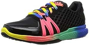 Adidas Stella Sport Ively Model 2016Women's Trainers, core black/turbo/bright yellow, EU 36 2/3 (UK 4)