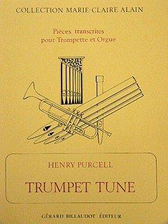 TRUMPET TUNE - arrangiert für Trompete - Orgel [Noten / Sheetmusic] Komponist: PURCELL HENRY