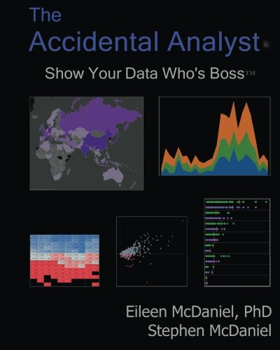 The Accidental Analyst: Show Your Data Who's Boss por Eileen McDaniel