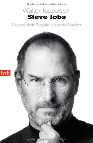 btb Verlag Steve Jobs: Die autorisierte Biografie des Apple-Gründers