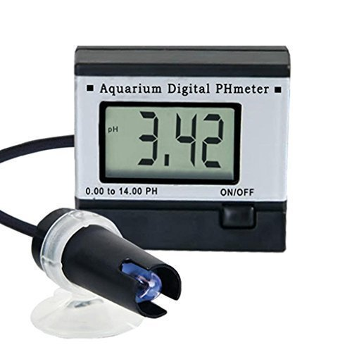 Generic Digitales pH-Messgerät mit Adapter und Lösungen (Lösung Generic)