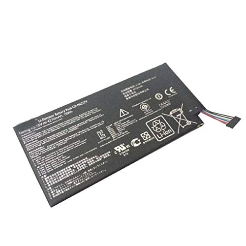 BPX Laptop Battery 3.75V 16Wh C11-ME172V for ASUS Memo Pad ME172V Tablet PC ME172V