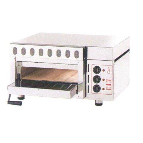 Forno pizza pizzeria elettrico 2 pizze cappa RS3705