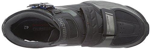 Shimano E-shm089l, Chaussures de VTT mixte adulte Noir - Noir