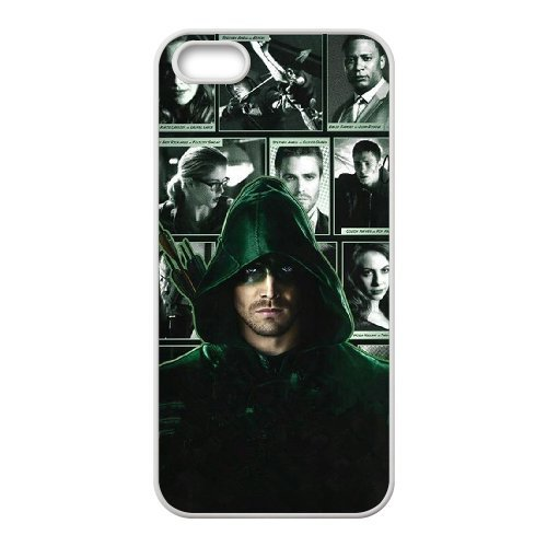 LP-LG Phone Case Of Green Arrow For iPhone 5,5S [Pattern-6] Pattern-5