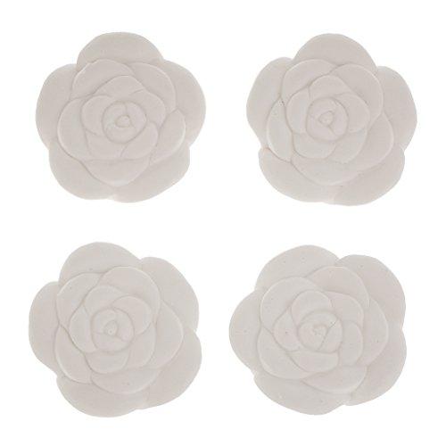 Parfum en Morceau DIY Désodorisant Aromatique Accueil Fragrance Huile Essentielle -8 Styles - #4