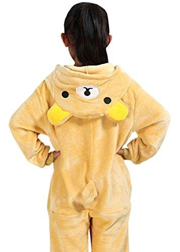 (KSFJV Kinder Anime Unisex Pyjamas,leicht zu tragen,95 cm)