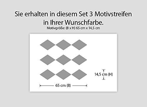 Pergrandora W5257 Adesivo Murale Decorazioni Adatto A Ikea Hemnes E