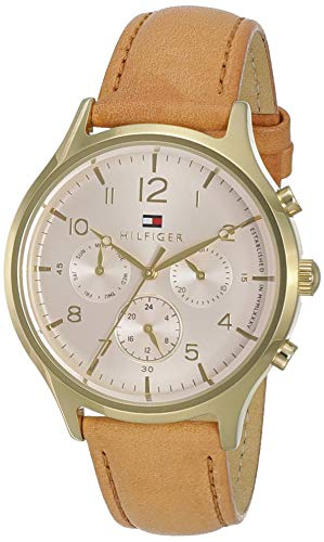 Tommy Hilfiger Analog Pink Dial Women's Watch-TH1781875