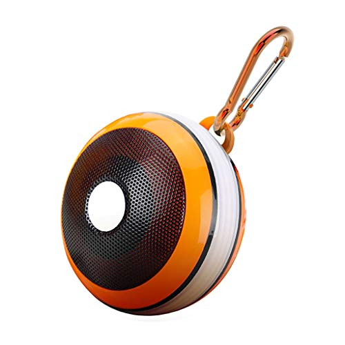 Altavoz Bluetooth Inalámbrico Portátil 4.2 Tarjeta De TF TF Subwoofer con Audio 3W HD Y Bajos Mejorados Manos Libres 6H Ideas para Jugar Tiempo para Regalar