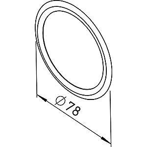 41%2Btr06OhBL. SS300  - FlexPipe Dichtungsring FRS-DR 75 (Inhalt: 10)