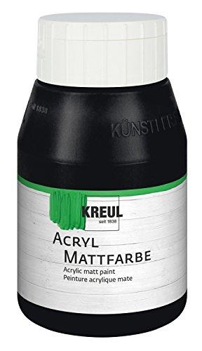 kreul-75920-acrlico-color-mate-500ml-botella-negro
