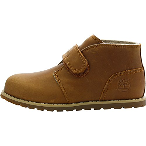 Timberland Pokey Pine Chukka Infant Wheat Leather Ankle Boots Wheat