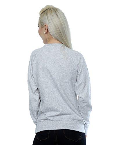 Disney Femme Classic Kaa Sweat-Shirt Heather Gris