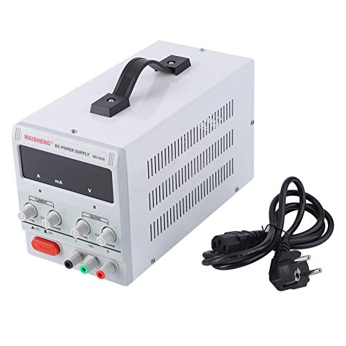 Laboratory LAB Digital Direct Controllable Power Supply 30V 5A DC Power Supply EU Plug for Test Repair Centers School