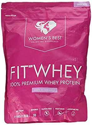 Women's Best Fit Whey Protein Powder
