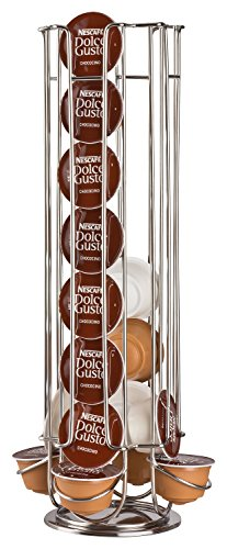 Itenga Support-distributeur de capsules pour 32 capsules Dolce Gusto