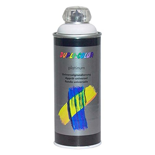 Dupli-Color 111891 Platinum Grundierung Grau 400  ml