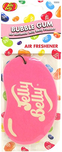 Iwh 015205 Jelly Belly Bubble Gum Air Freshener