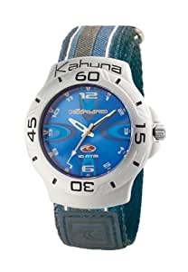Kahuna Gents Blue Rip Strap Watch 252-3003G