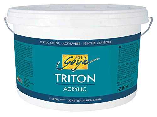 Kreul 17228 - Solo Goya Triton Acrylic, vielseitig einsetzbare Acrylfarbe in Studioqualitä Preisvergleich
