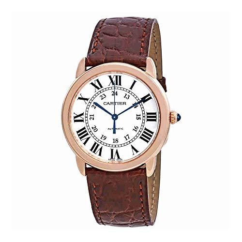 Cartier Ronde Solo Women's Watch W2RN0008