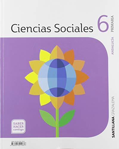 CIENCIAS SOCIALES 6 PRIMARIA SABER HACER CONTIGO