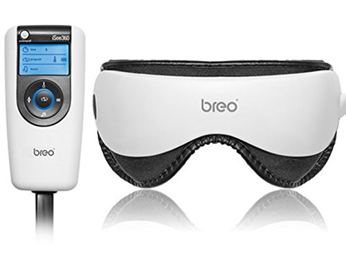 Breo Machine de Massage des Yeux iSee360