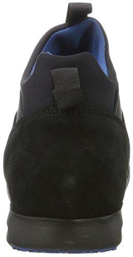 Birkenstock Ames Herren, Chaussures À Lacets Homme Noir (noir)
