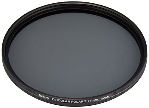Nikon C-PL II 77 Kamera Polarisations-Filter Circular - Nikon Filter 52mm
