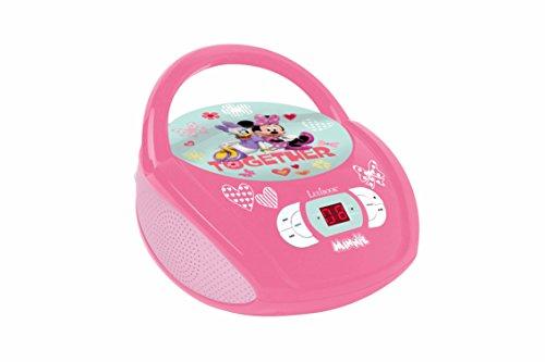 Minnie Mouse - Radio CD Player Disney, girl (RCD108MN)